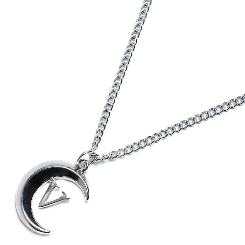 Dream A New Moon Necklace